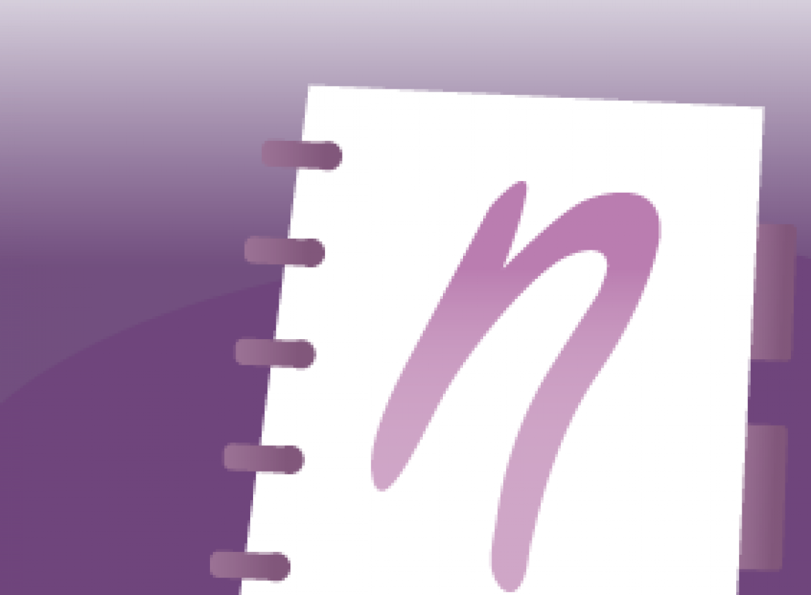 OneNote 2007 - Editing Notes