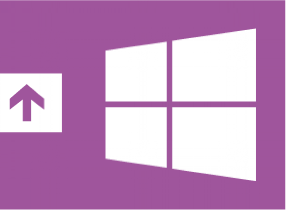 Upgrading to Windows 8.1 - Working with the New Start Screen