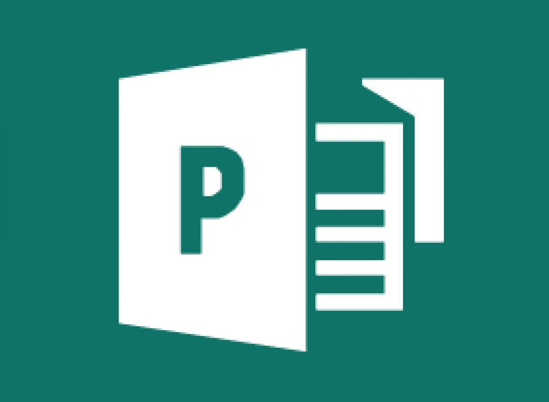 Publisher 2013 Core Essentials - The Basics