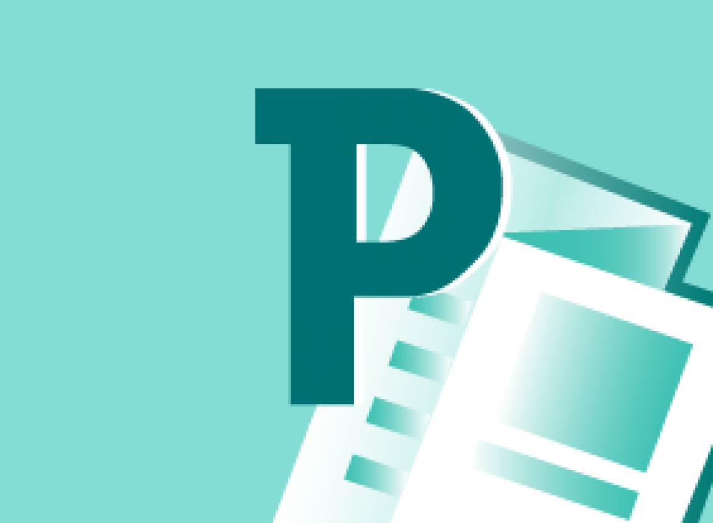 Publisher 2010 Advanced - Making a Publication Consistent