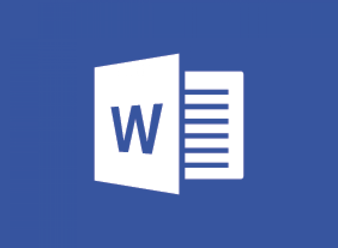 Word 2016 Part 1 - Adding Tables